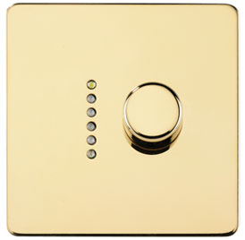 Gold Wallplate